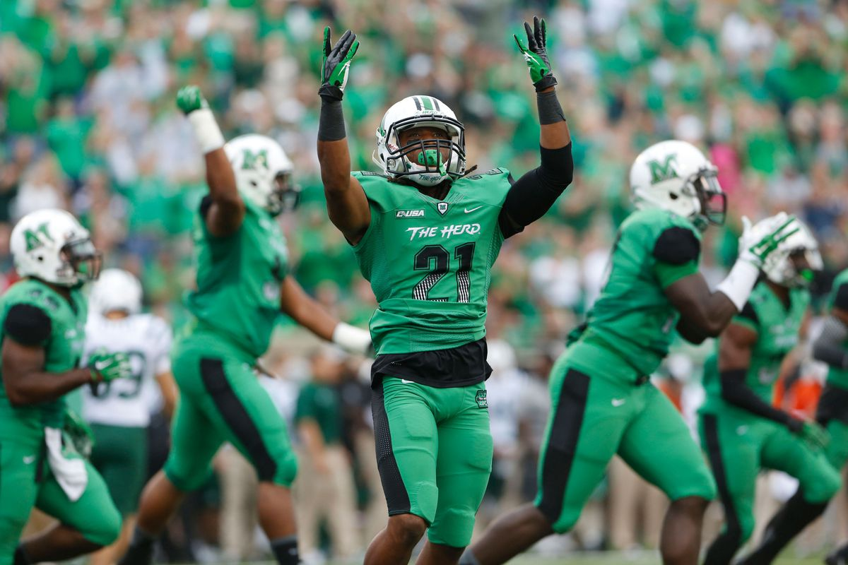 The Green Machine stands alone atop the C-USA Standings.