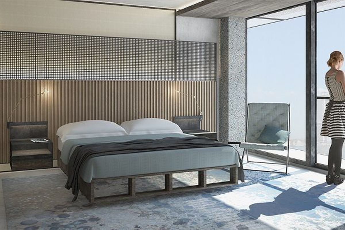 Renderings and interior design by INC Architecture & Design PLLC.