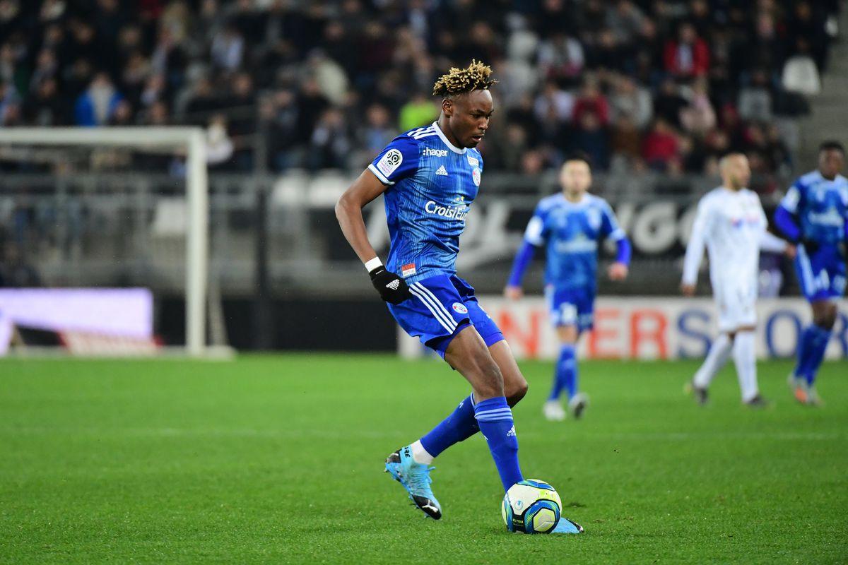 Amiens Sporting Club v Racing Club de Strasbourg Alsace - Ligue 1