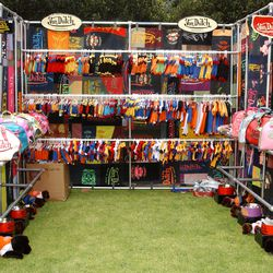 Von Dutch once hosted a Dogs and Babies party back in 2005.