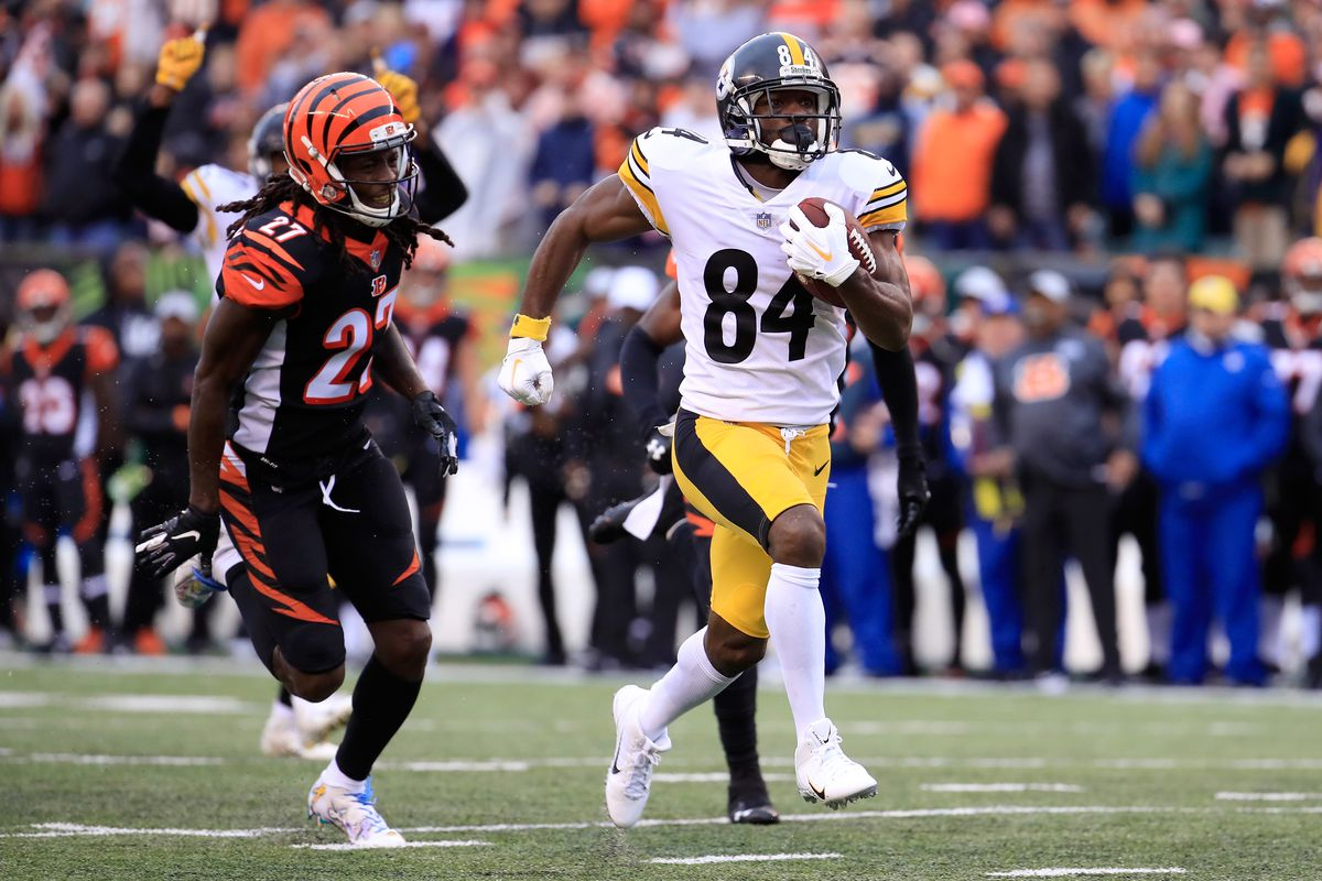 NFL s best drama in 2018 s final week is in the AFC North. How ... 6e9b0300f