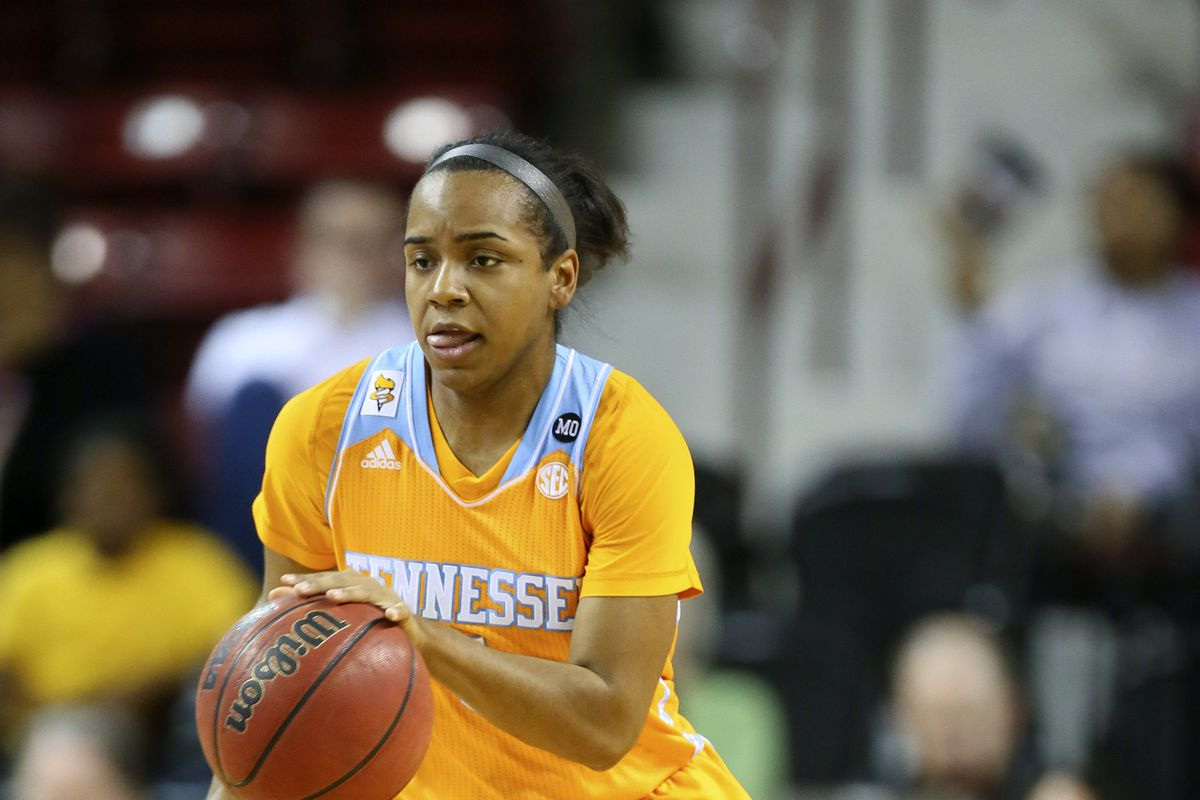 """The """"you're cool"""" of the 2013-14 Lady Vols."""