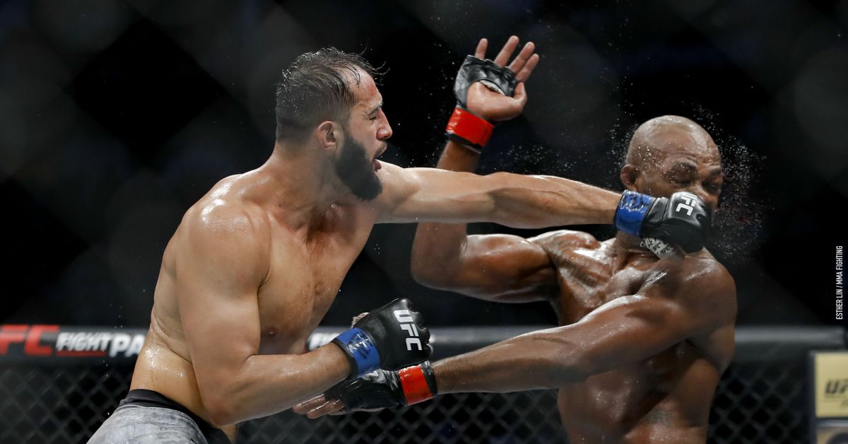 Dominick Reyes puts Jon Jones behind him: 'In order to be the next great champion, I've got to move on'