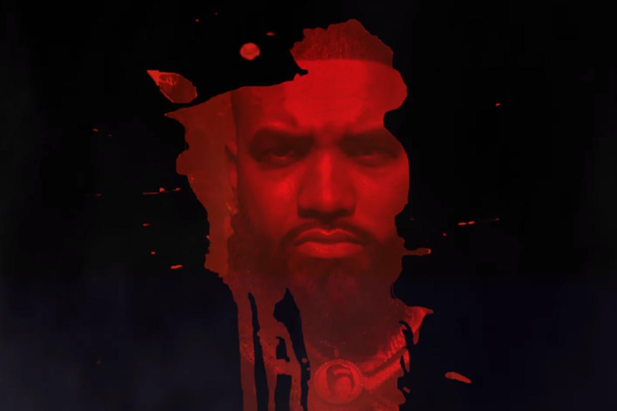 "Joyner Lucas' ""Back In Blood (Remix)"" artwork"