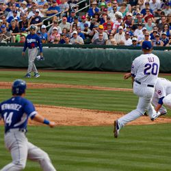 Another great Mike Olt play -