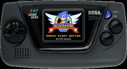 O Game Gear Micro da Sega tem quatro consoles de US $ 50 e quatro jogos cada 2