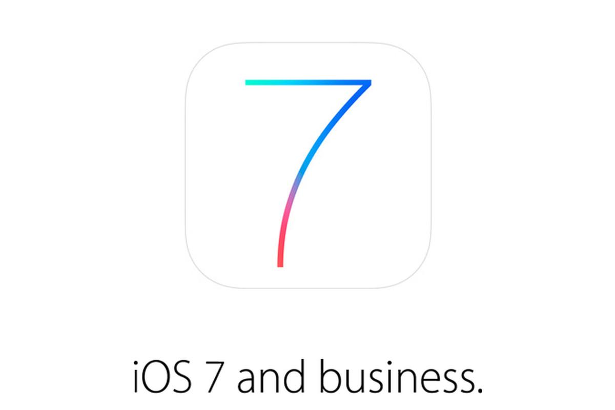 Apple iOS 7 Business