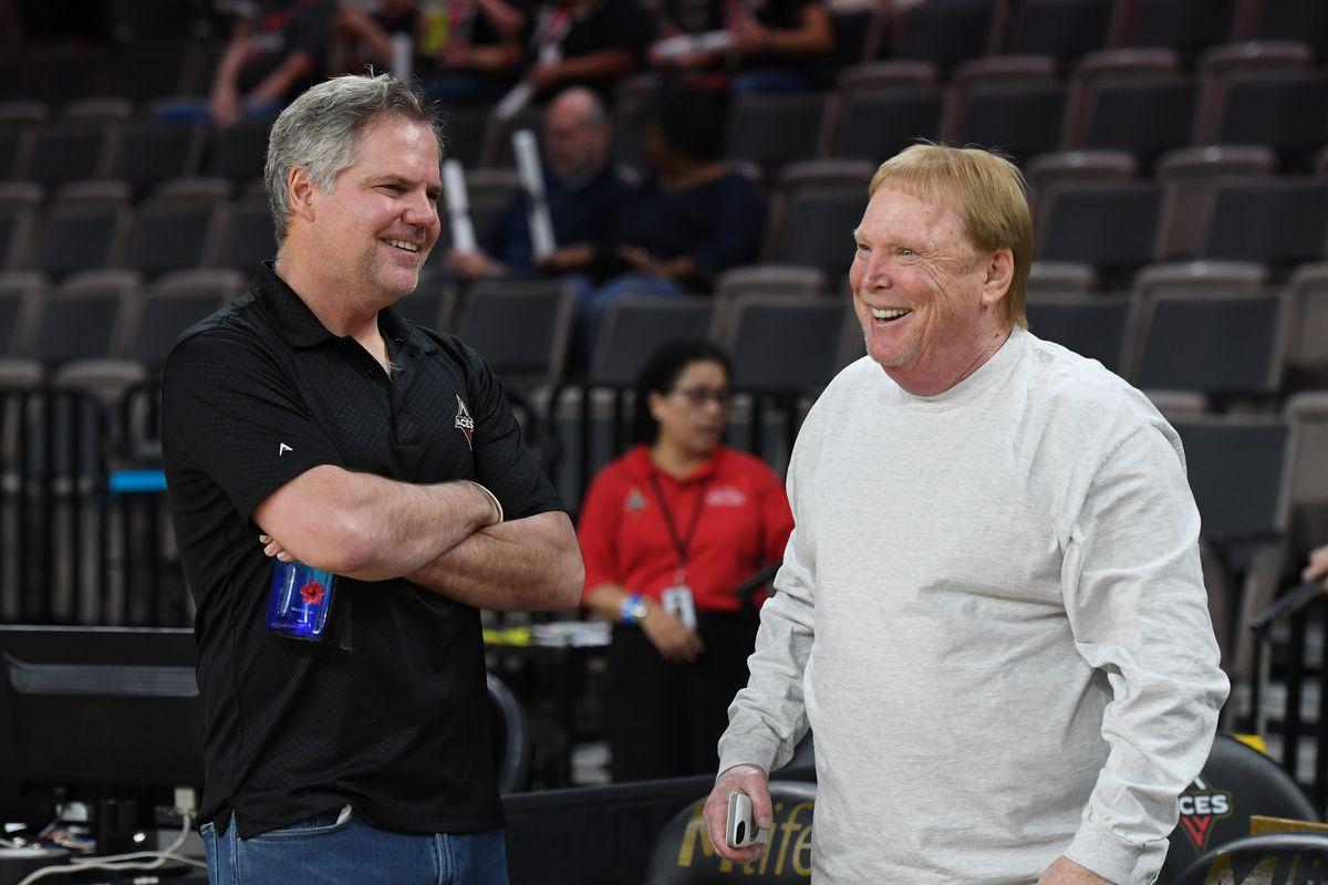 Raiders owner Mark Davis believes families of deceased Hall of Famers should get rings