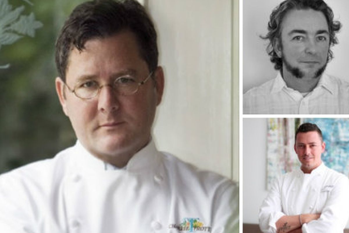 Matthias Merges, Curtis Duffy Reflect on Charlie Trotter - Eater Chicago