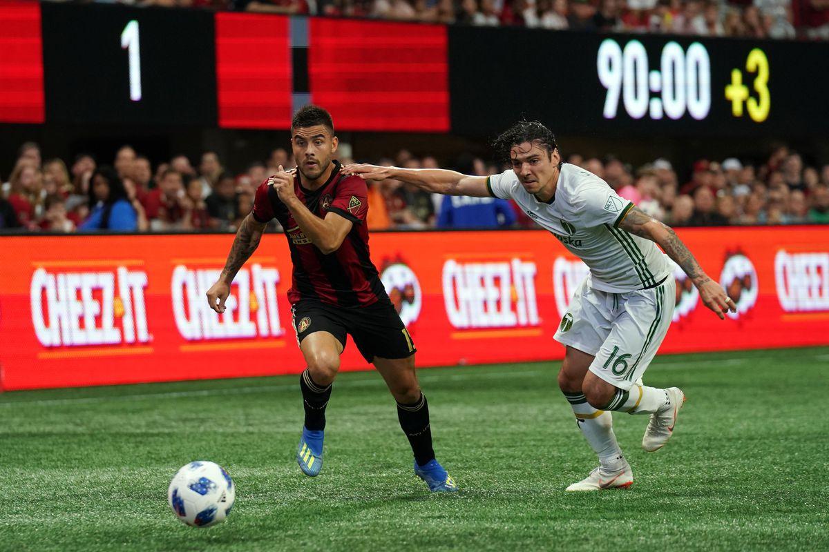MLS: Portland Timbers at Atlanta United FC