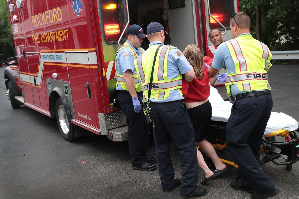 Rockford, Illinois Police And EMT Battle Opioid Epidemic