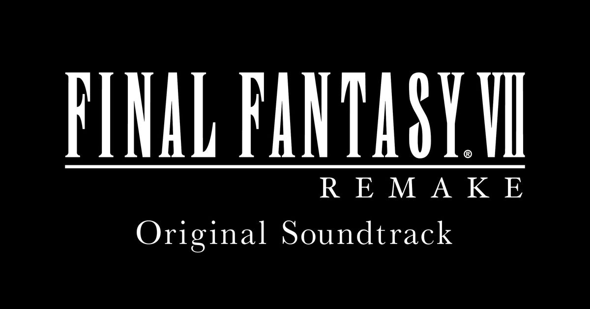 Final Fantasy VII Remake's amazing soundtrack hits Spotify and Apple Music on February 26th