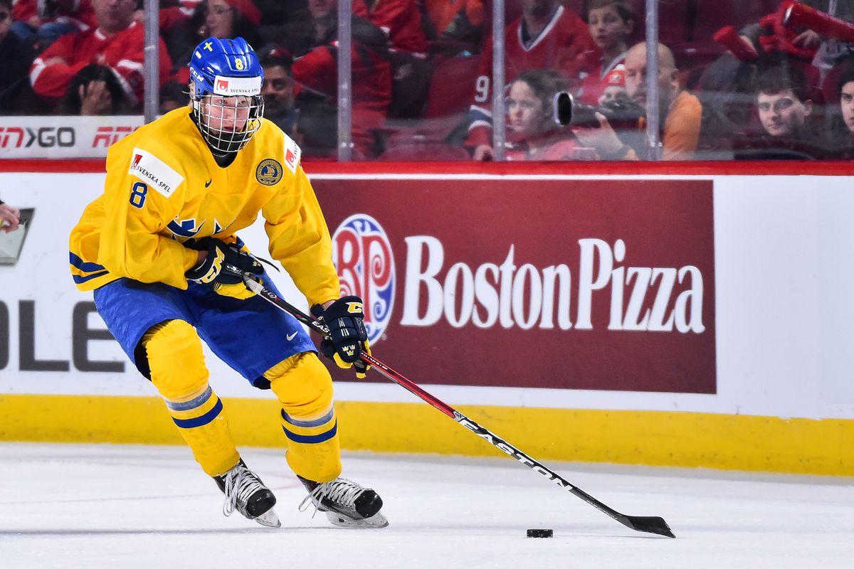 Sweden v Russia - Bronze Medal Game - 2017 IIHF World Junior Championship
