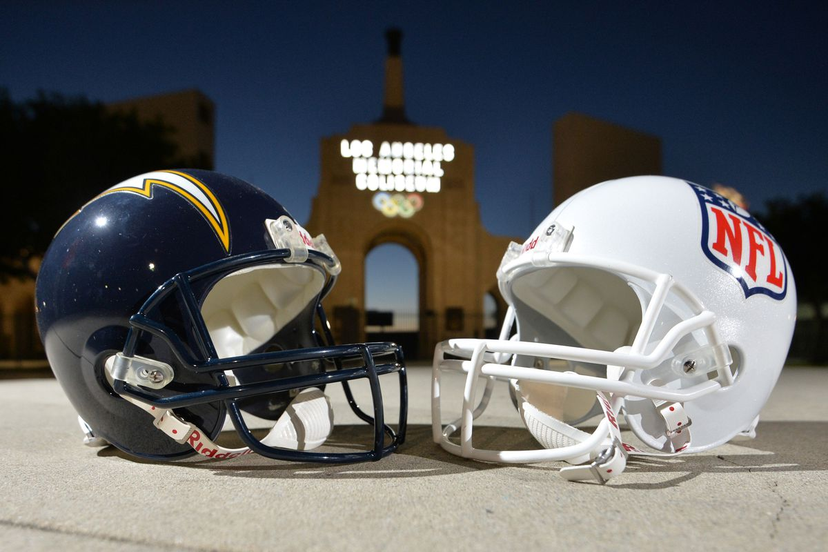 NFL: Los Angeles Memorial Coliseum Views