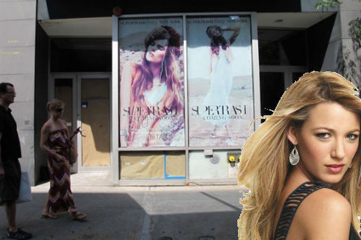"""Storefront image via <a href=""""http://www.boweryboogie.com/2012/08/supertrash-opening-flagship-at-29-prince-street/"""">Bowery Boogie</a>"""