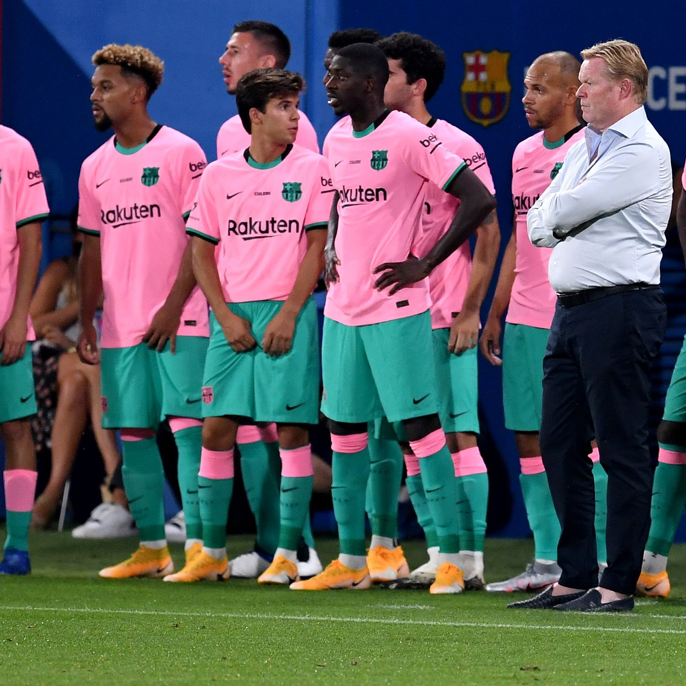 Barcelona Vs Girona Preseason Friendly Final Score 3 1 Young Stars Impress Again As Barca Win Again Barca Blaugranes