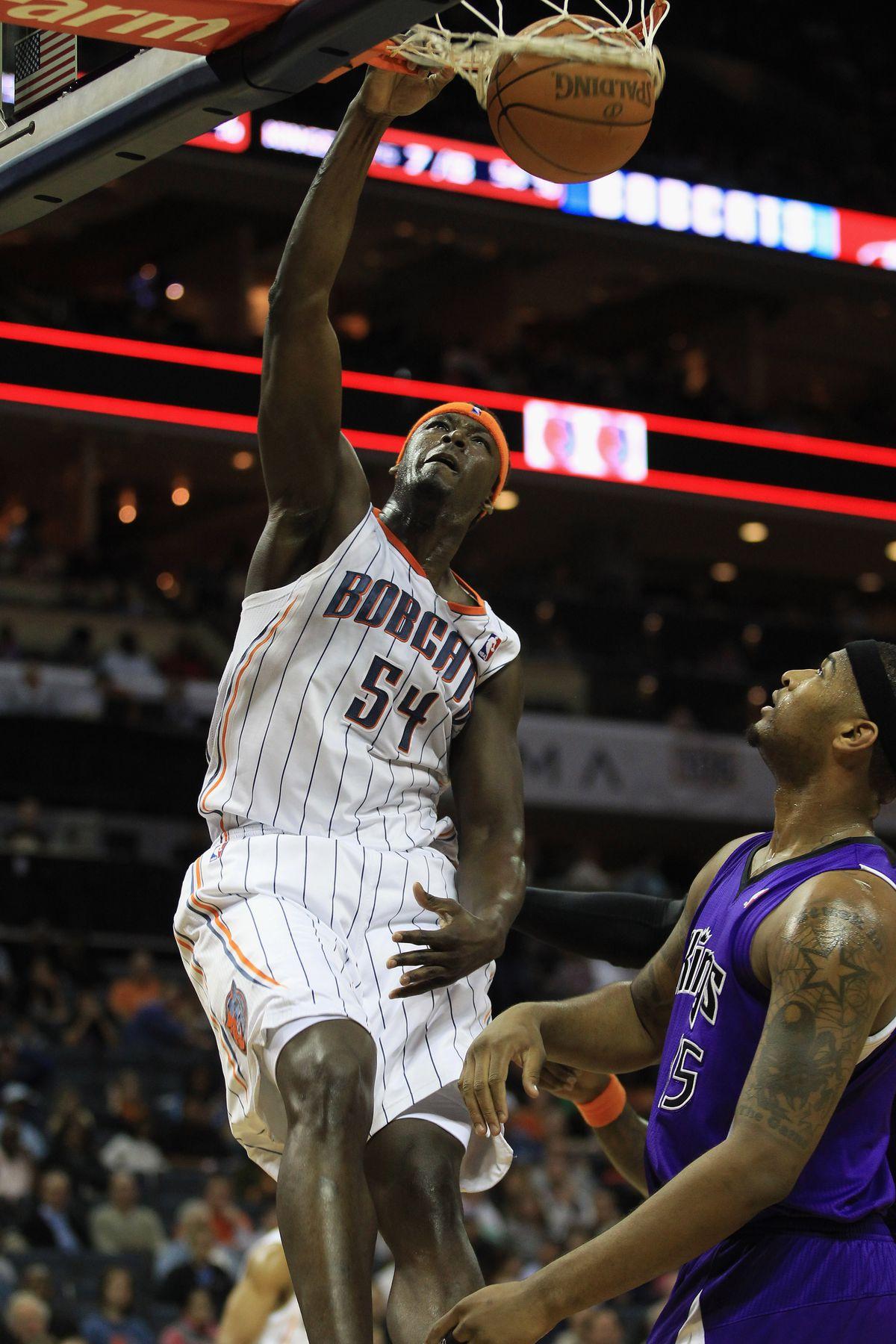 Sacramento Kings v Charlotte Bobcats