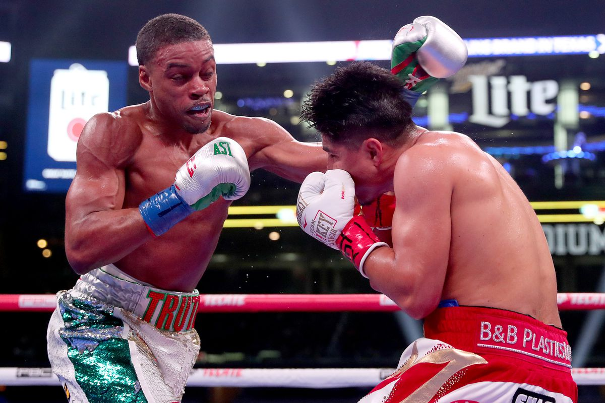 Report: Errol Spence Jr vs. Shawn Porter targeted for PBC on FOX main event in August