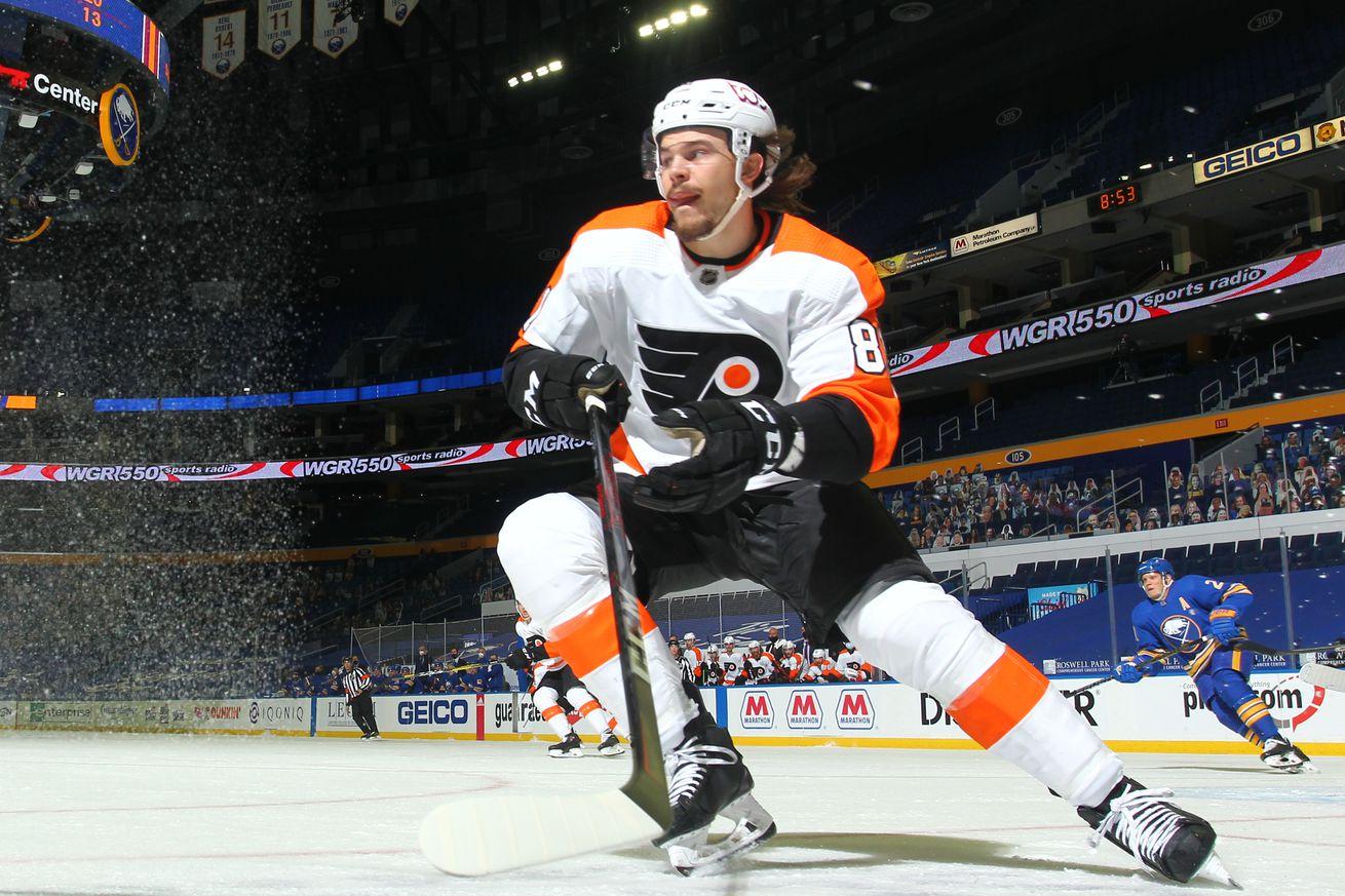 Philadelphia Flyers v Buffalo Sabres