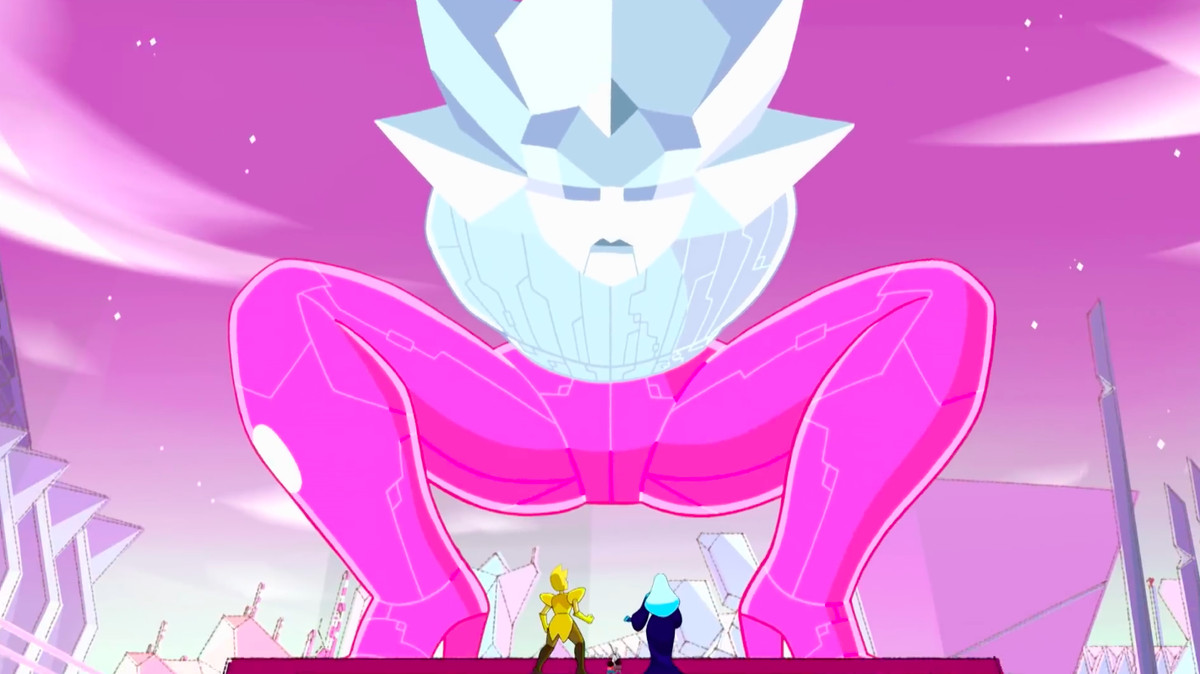 Steven Universe finale: Sunstone, Obsidian & Steven's gem