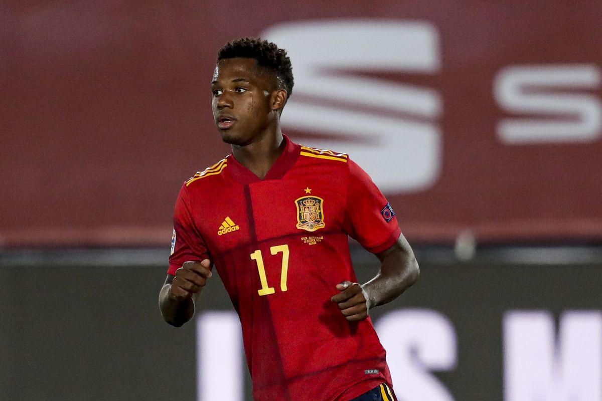 Spain v Switzerland -UEFA Nations league
