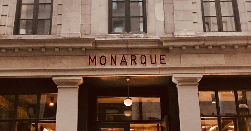 Monarque Restaurant Montreal
