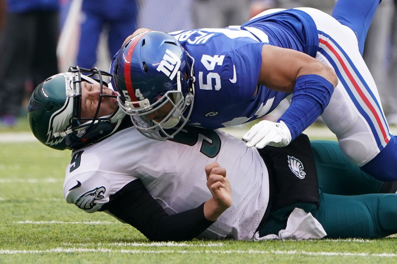 Olivier Vernon comfortable with new role in Giants defense