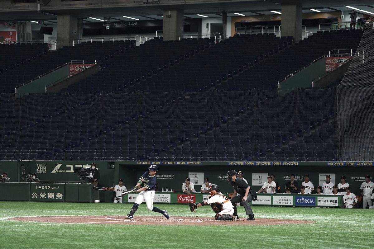 Japan's Nippon Professional Baseballwill start its season on June 19 without fans.
