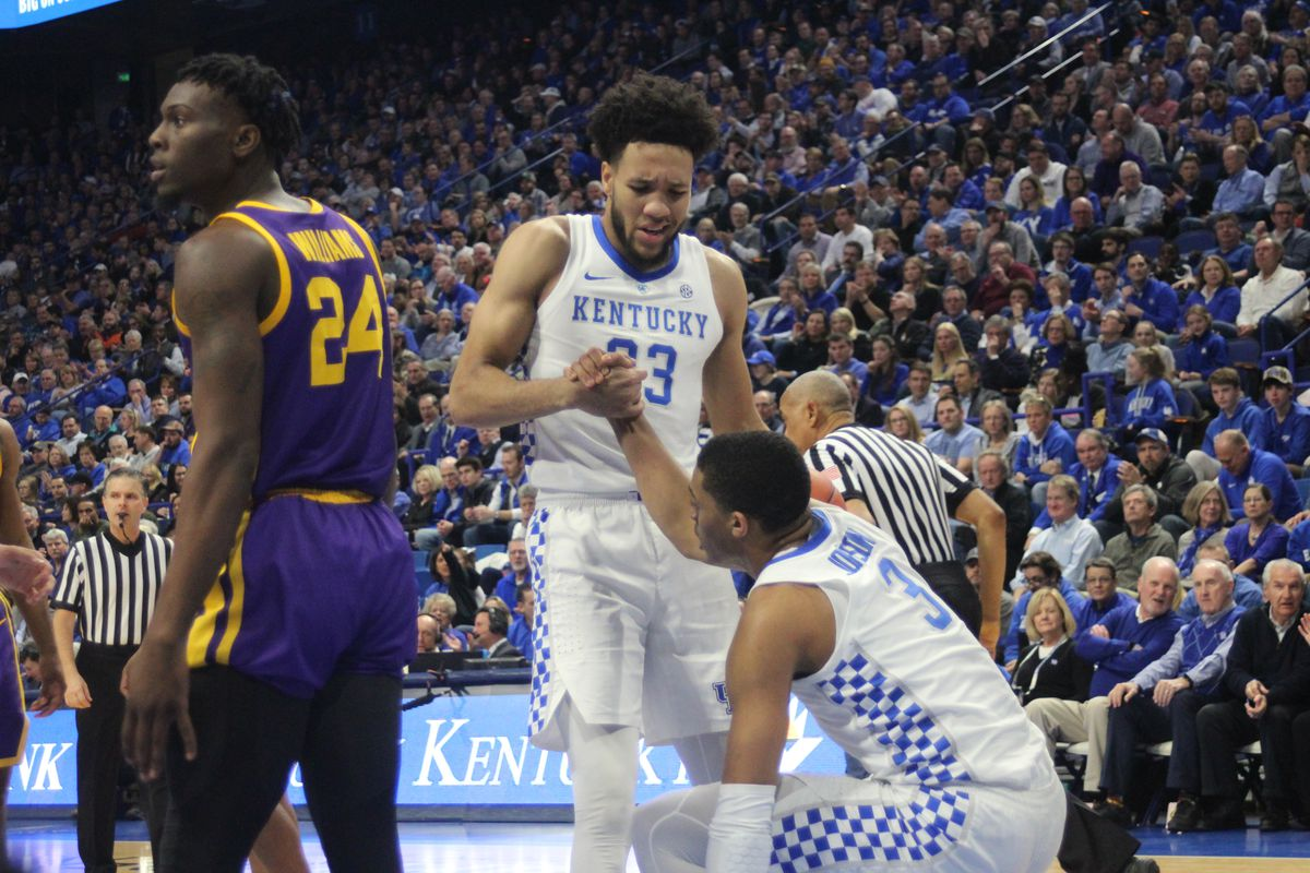 Kentucky Basketball 3 Concerns After Wildcats Home Loss: Kentucky Basketball: 4 More Thoughts And Postgame Notes
