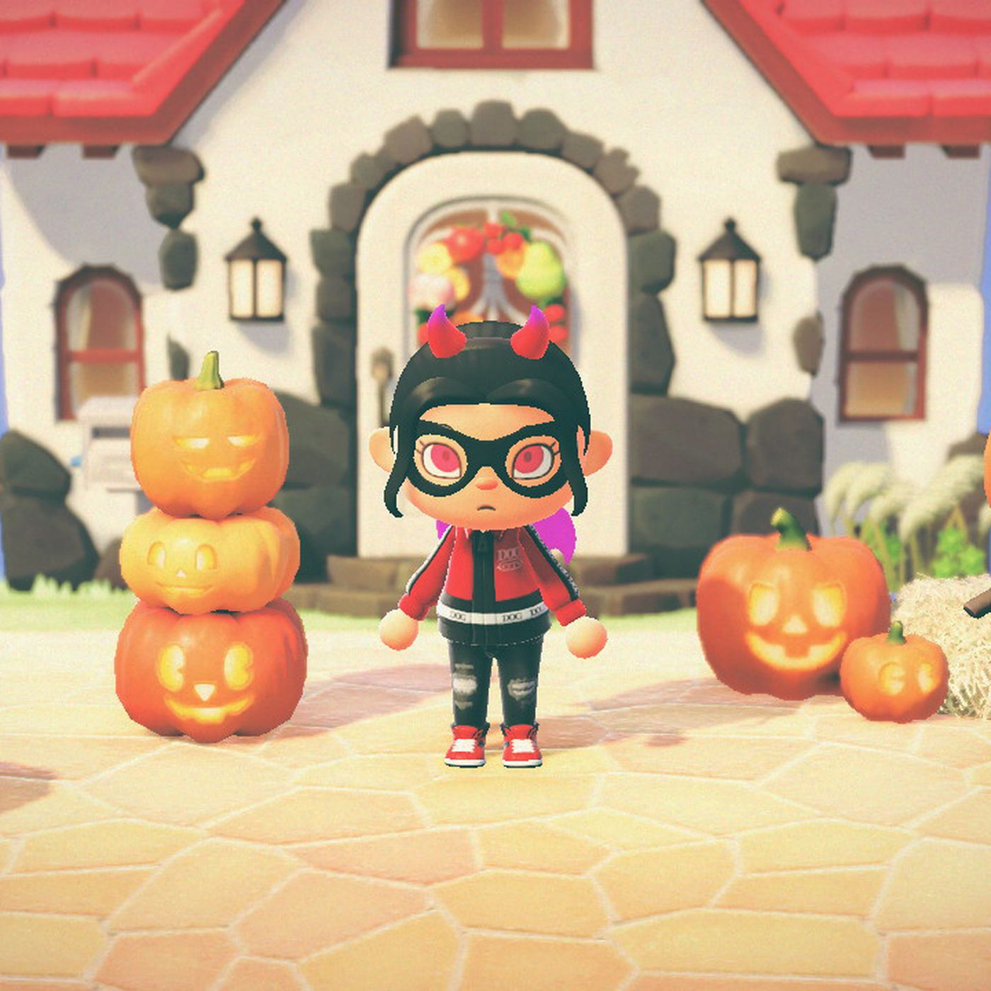 Pumpkin Diy Recipe List For Animal Crossing New Horizons Polygon