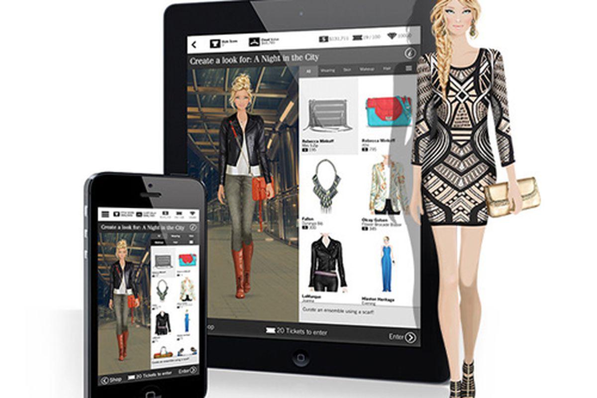 """Photo via <a href=""""http://www.covetfashion.com/"""">Covet Fashion</a>"""