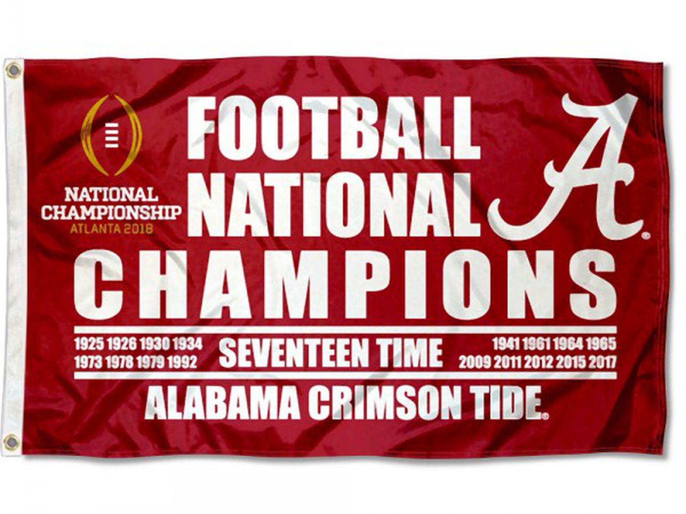 Alabama 1941 national championship claim is CFB's silliest