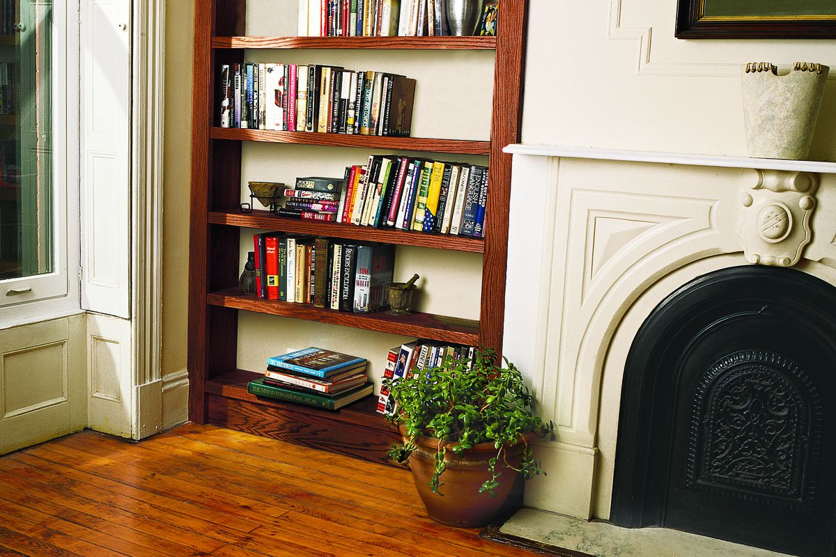 foto de How to Build a Bookcase - This Old House
