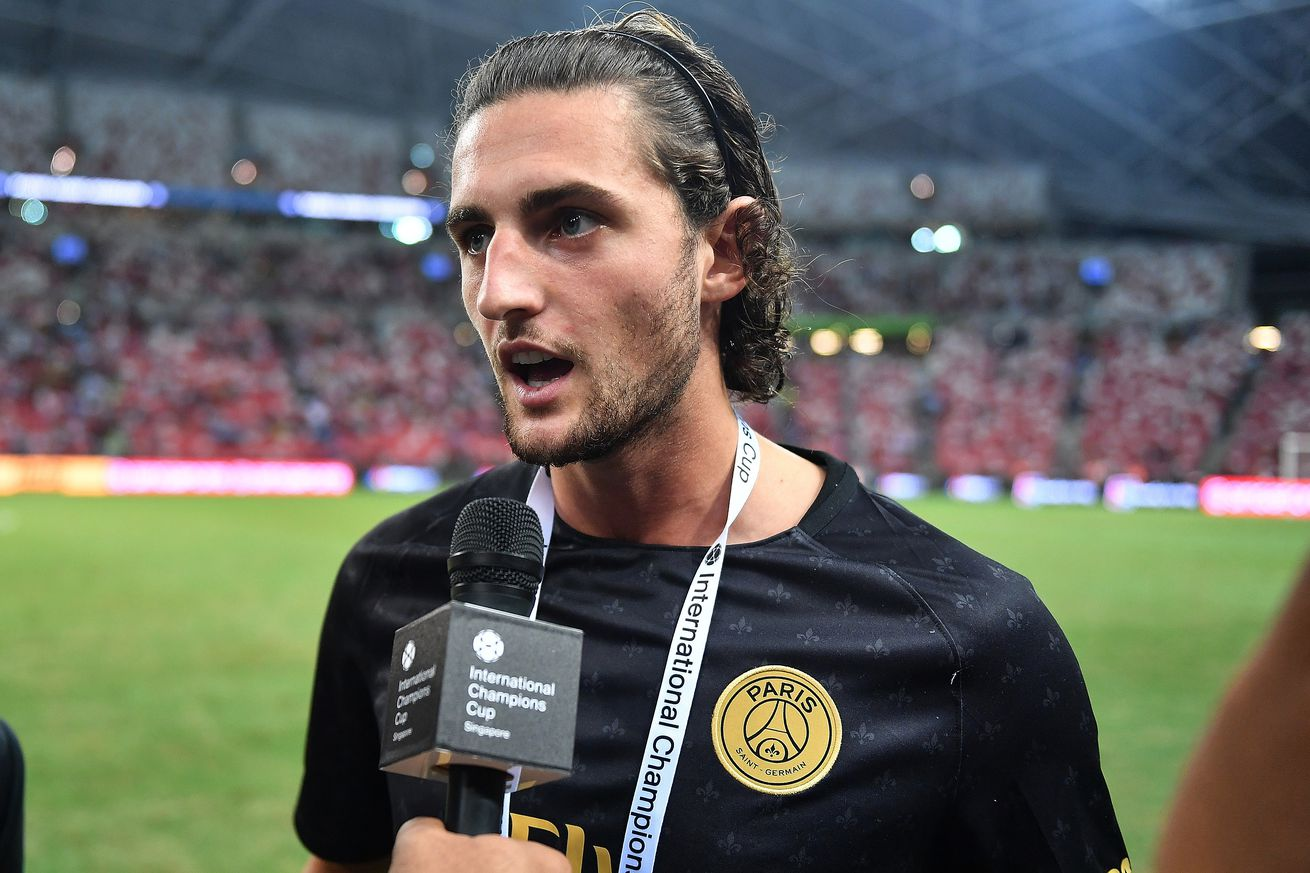 Rabiot says yes to Barca - report