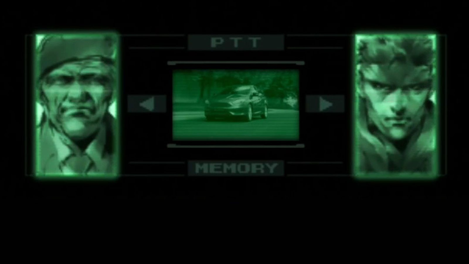 Ford S Using Metal Gear Solid And Snake S Original Voice