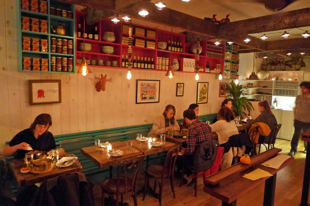 A Restaurant to Try This Weekend in New York City: Fritzl\'s Lunch ...
