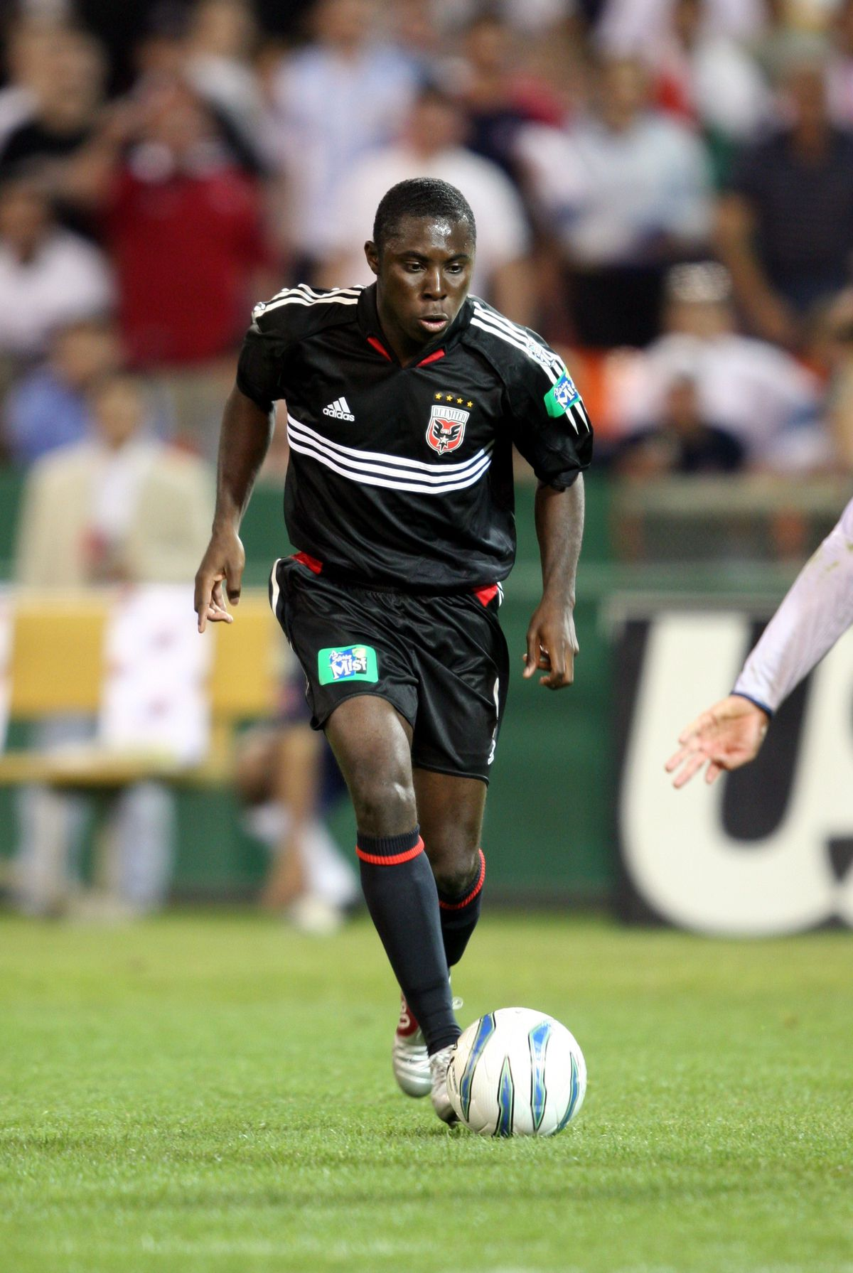 CONCACAF Soccer 2005 - Champion's Cup - DC United vs. Pumas