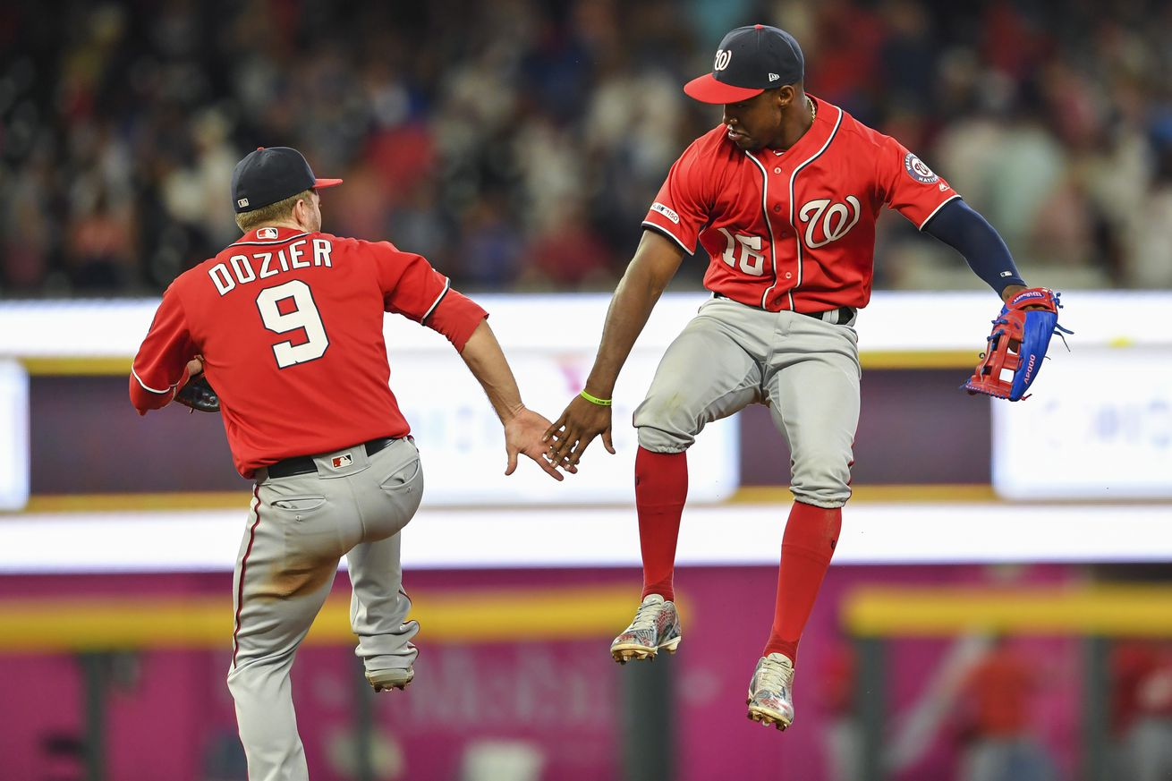 Washington Nationals beat Atlanta Braves a night after a disappointing loss in SunTrust Park...