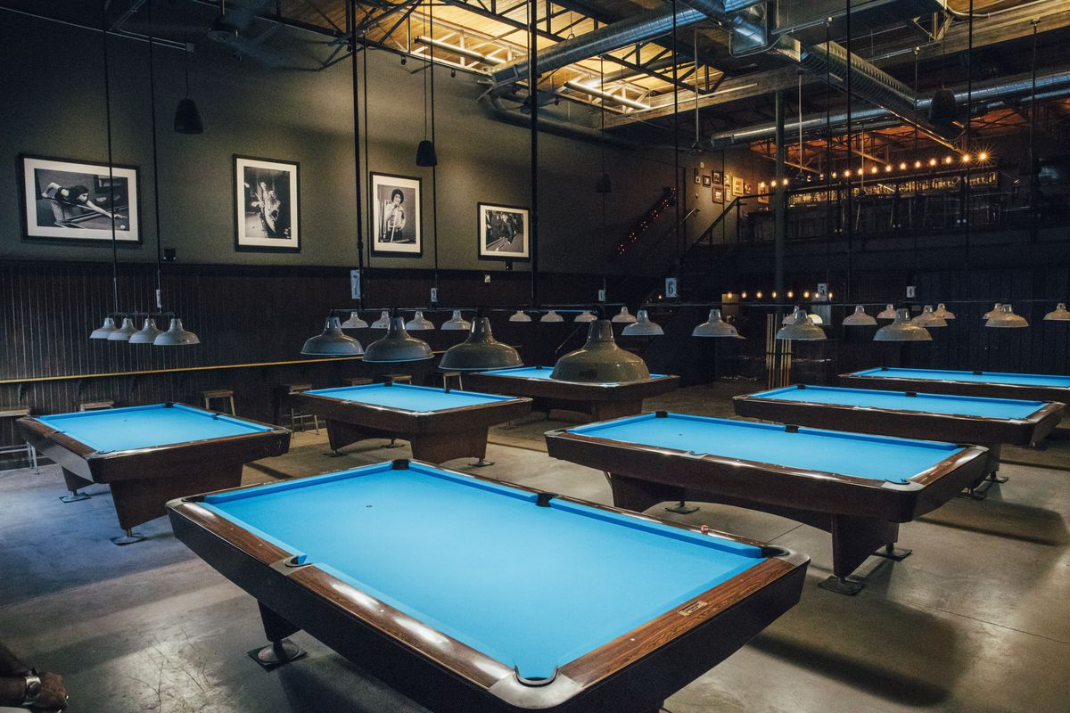 gerard s pool hall brings old school style and amusement