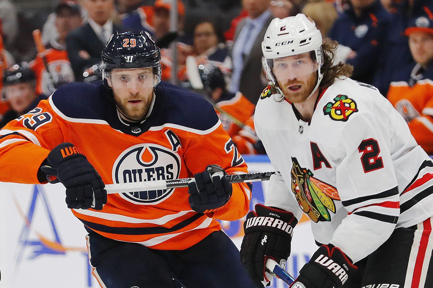 2020 Stanley Cup Qualifiers Schedule Chicago Blackhawks Vs Edmonton Oilers Second City Hockey