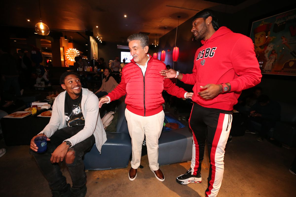 Wizards Ballers and Bowling Party
