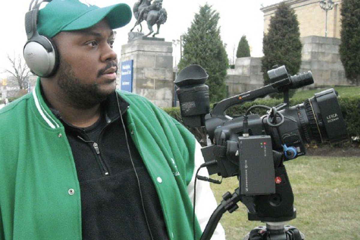 Shannon Newby is a film and video production instructor at Lincoln High School.