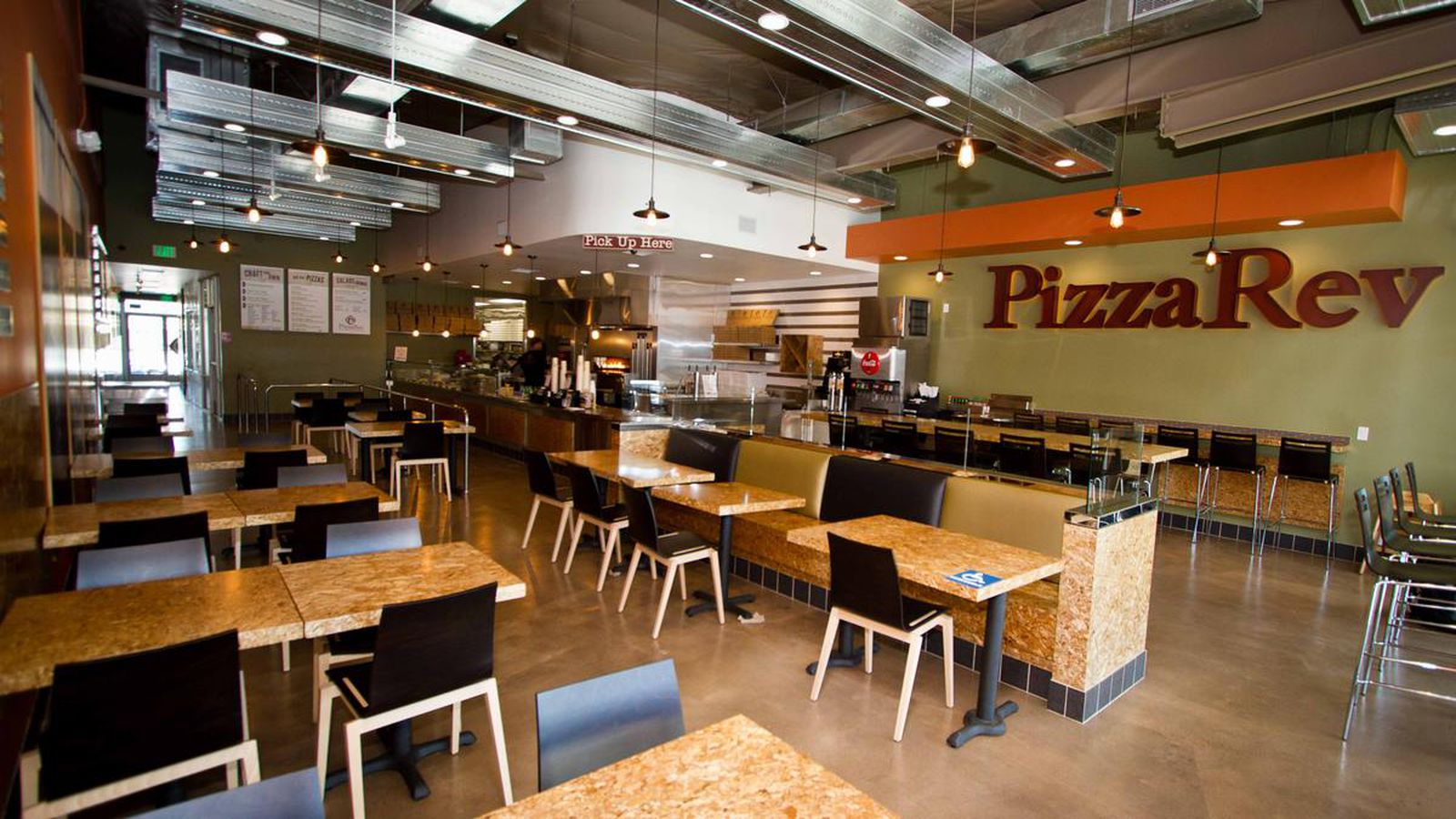 Pizzarev Motors Into Henderson With Its First Location