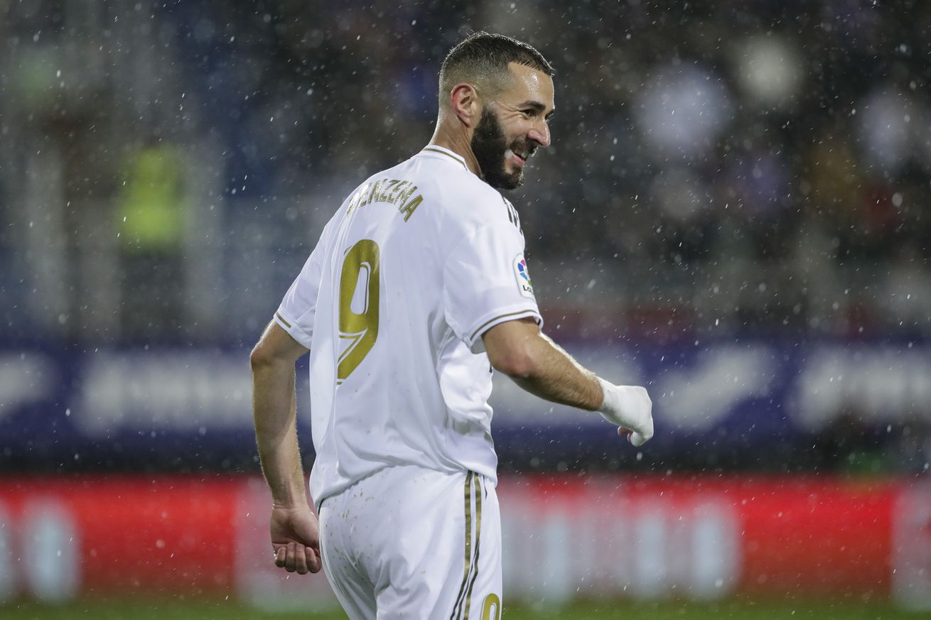 Benzema set to sign contract extension with Real Madrid until 2023