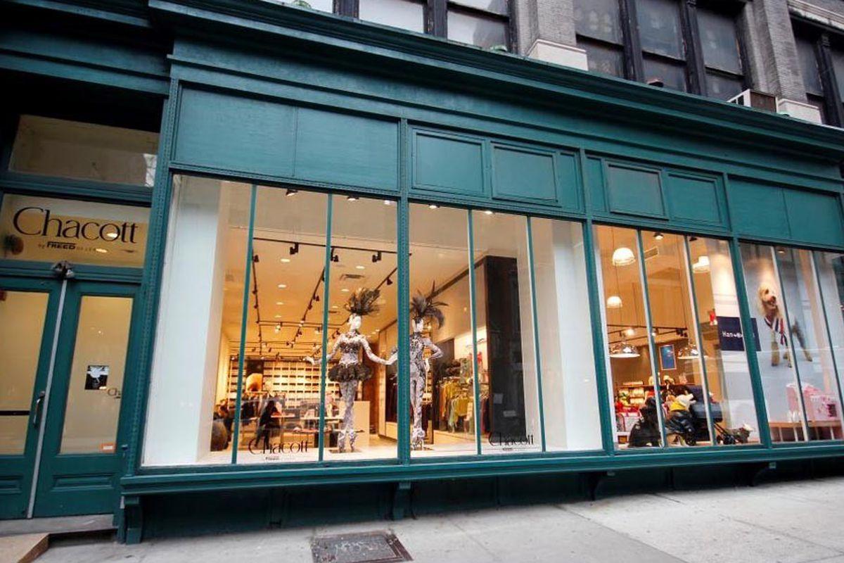 """Image via <a href=""""http://www.wwd.com/markets-news/ready-to-wear-sportswear/onward-holdings-opens-two-new-york-flagships-6661184?module=hp-retail"""">WWD</a>"""