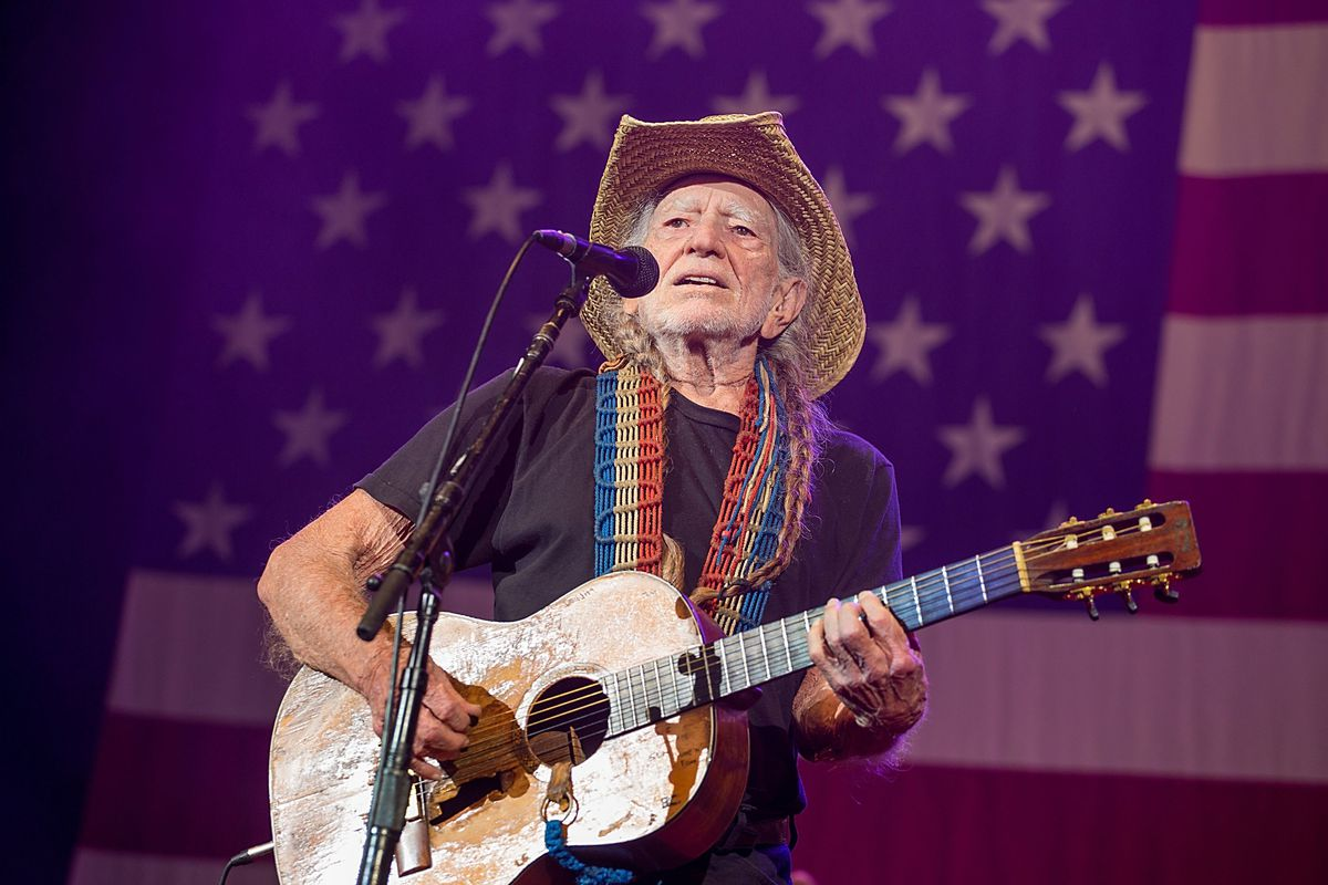 Willie Nelson's 4th Of July Picnic
