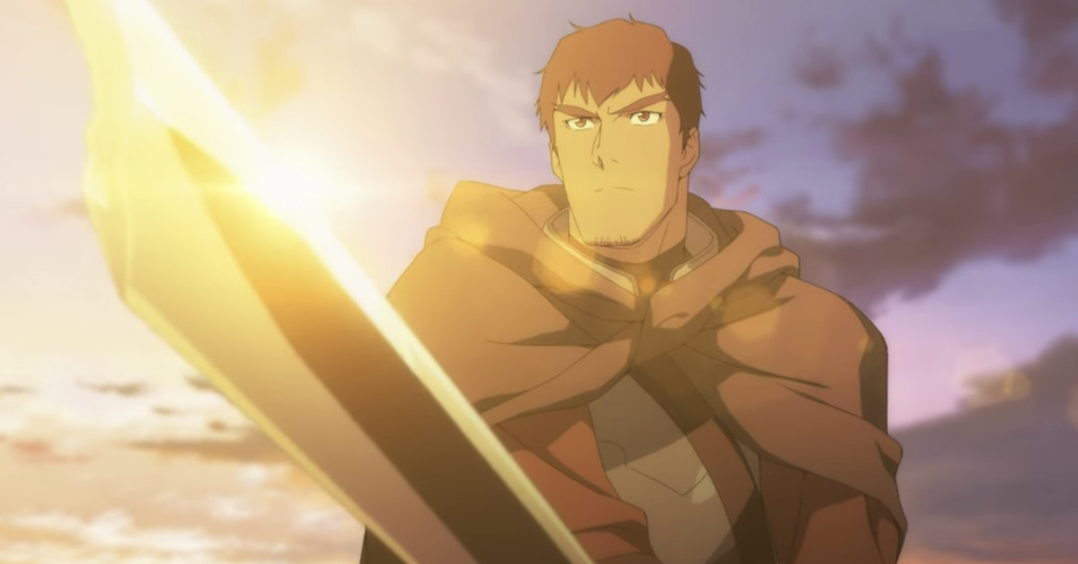 Netflix's DOTA 2 anime gets a proper teaser trailer full of dragon-fighting action