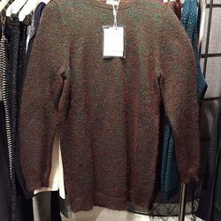 Acne Costa Shine sweater, $129 (was $430)
