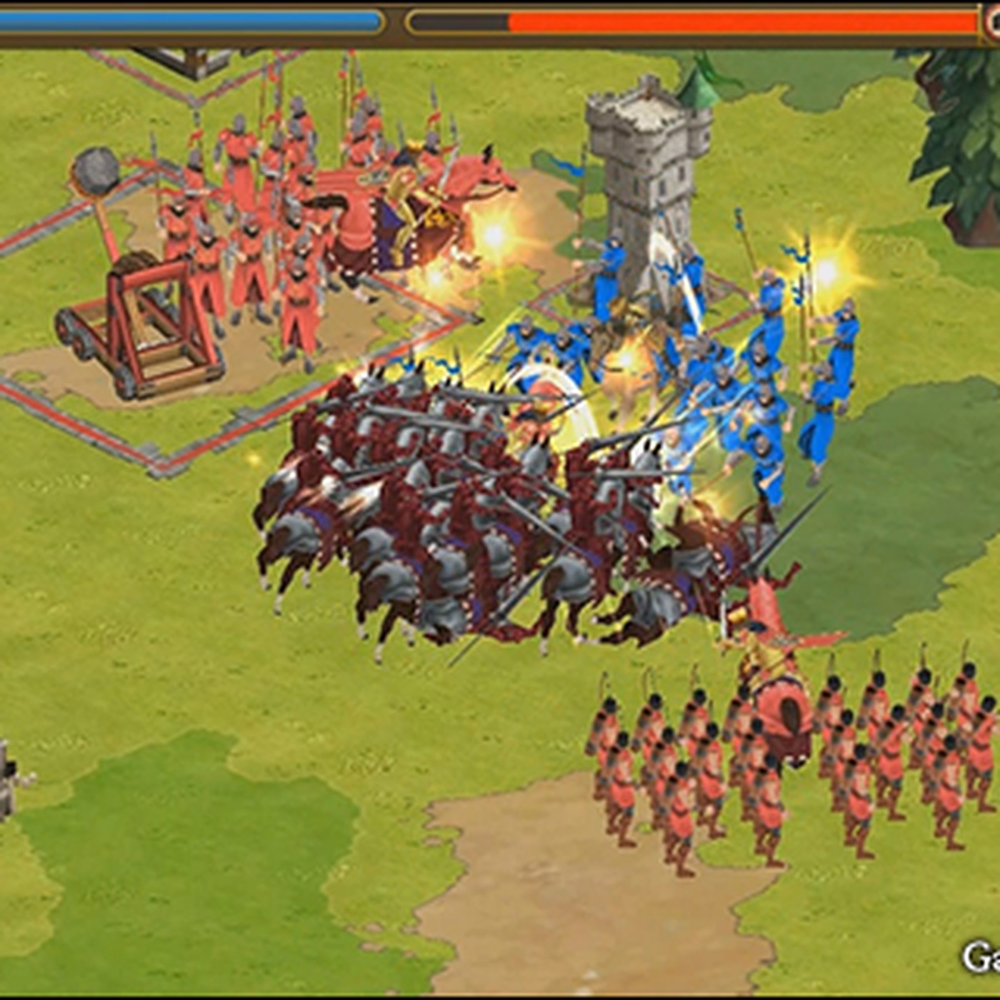 Age of Empires coming to smartphones this summer as World Domination -  Polygon