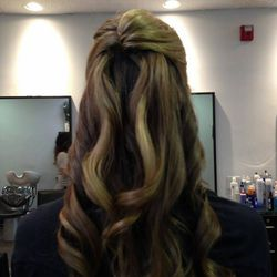 """Special occasion hair styling at Molana starts at $65.  <br></br> [Image credit: <a href=""""http://molanahairsalon.com/"""">Molana Hair Design Salon</a>]"""